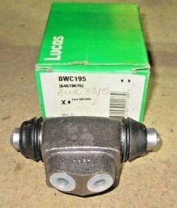 BWC195-BWC3315-Nouveau-QH-Roue-Arriere-Cylindre-Ford-Capri-Escort-Hyundai-Pony-1975