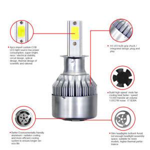 H3-LED-Headlight-Kit-300W-36000LM-Conversion-Light-Bulbs-6000K-Car-High-Low-Beam