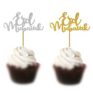 5pcs-Eid-Mubarak-Cake-Toppers-Ramadan-Party-Decor-Muslim-Cake-Picks-Baking-CQ