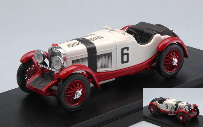 Mercedes Sskl  6 Winner Nurburgring 1927 R. Caracciola 1 1 1 43 Model RIO4535 RIO cdb3e3