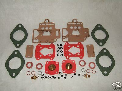 DELLORTO 40 DHLA x2 Carb//carburatore kit di servizio