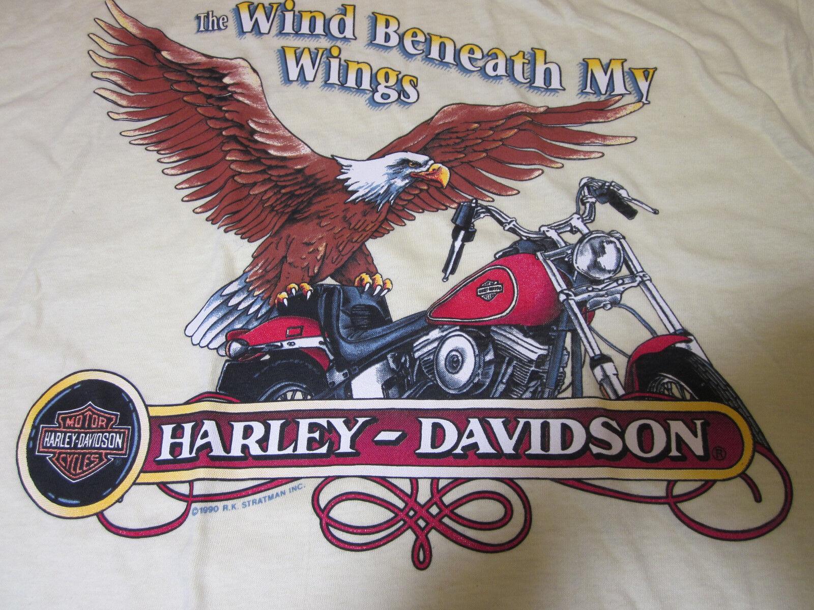 Vintage Harley- Davidson 1990  Milwaukee