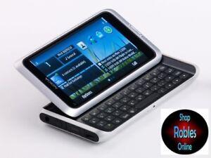Nokia-E7-00-Silver-16GB-Ohne-Simlock-Smartphone-GPS-3G-8MP-WLAN-Finland-GUT-OVP