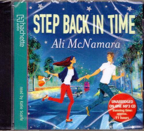 Hörbuch Englisch | Step Back in Time Ali McNamara | MP3-CD 11 Stunden Laufzeit