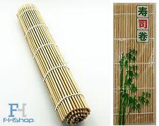Bamboo Sushi Rolling Mat Japonés Primera clase franqueo