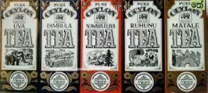 100% Pur Ceylan Thé Noir-mlesna 5 Différents Goûts-world 's Best Tea 250 G-afficher Le Titre D'origine