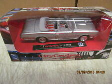NewRay City Cruiser Collection Die Cast  Silver 1966 GTO 1:43 MIB