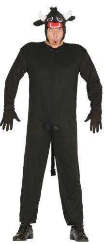 Da Uomo Toro Fattoria Animale Stag Do Divertenti Novità Costume Vestito di grandi dimensioni
