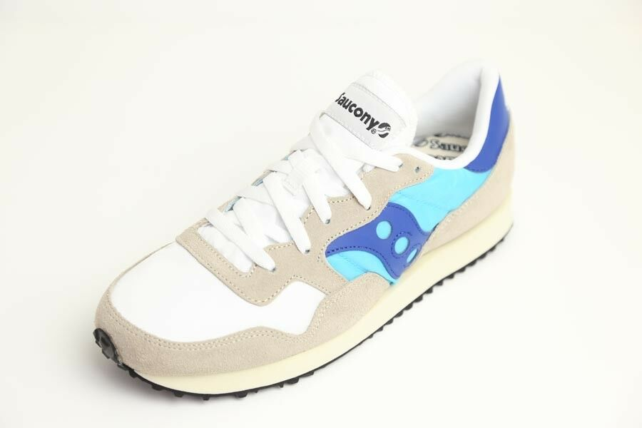 Saucony - Teal DXN Trainer - White / Teal - Blanc - S-70369-20 03989f