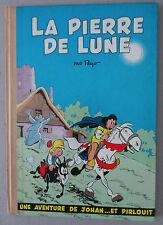 PEYO  **  JOHAN ET PIRLOUIT 4. LA PIERRE DE LUNE  ** 1961 TTBE