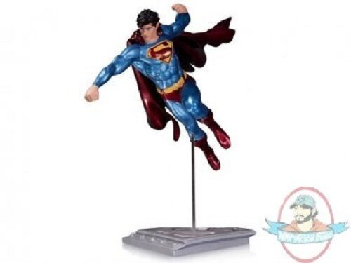 Superman  der mann aus stahl statue shane davis von dc sammlerstücke
