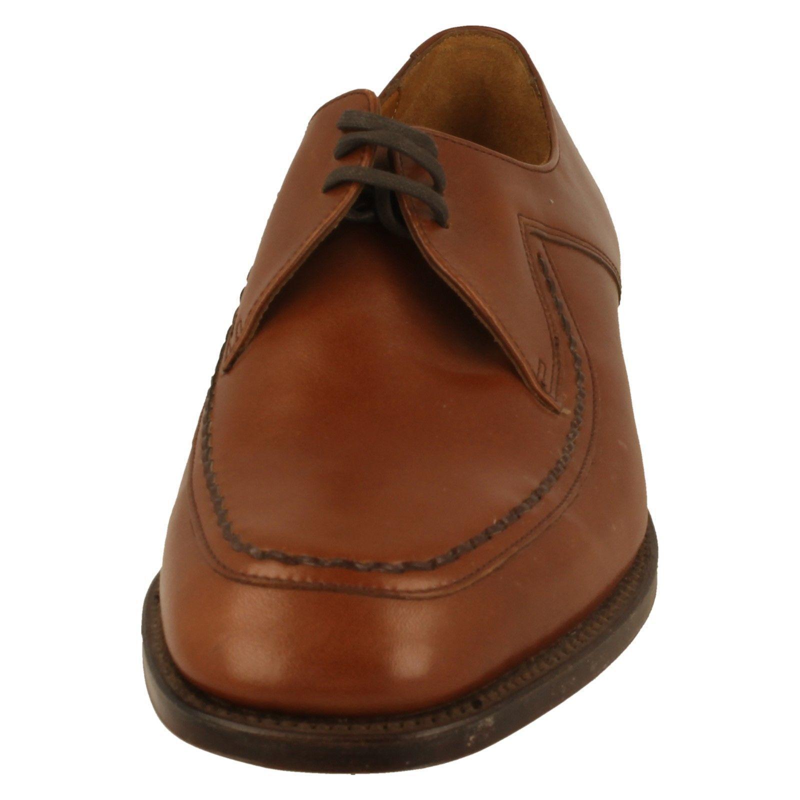 Herren Fontwell Fontwell Herren G fitting tan Leder lace up shoe by Loake 20b09b
