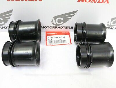 Honda CB 750 four k7 k8 INTAKE RUBBER SET CARBURETTOR RUBBERS NEW