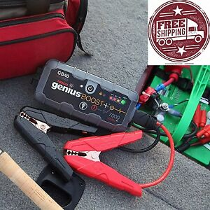 Mini Jump Starter Booster Compact Small Lithium Portable Car Battery