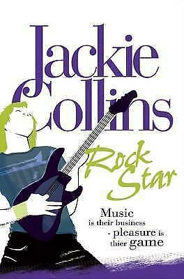 1 of 1 - Rock Star by Jackie Collins (Paperback)