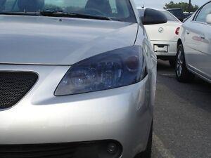 Image Is Loading 05 10 Pontiac G6 Smoke Head Light Precut