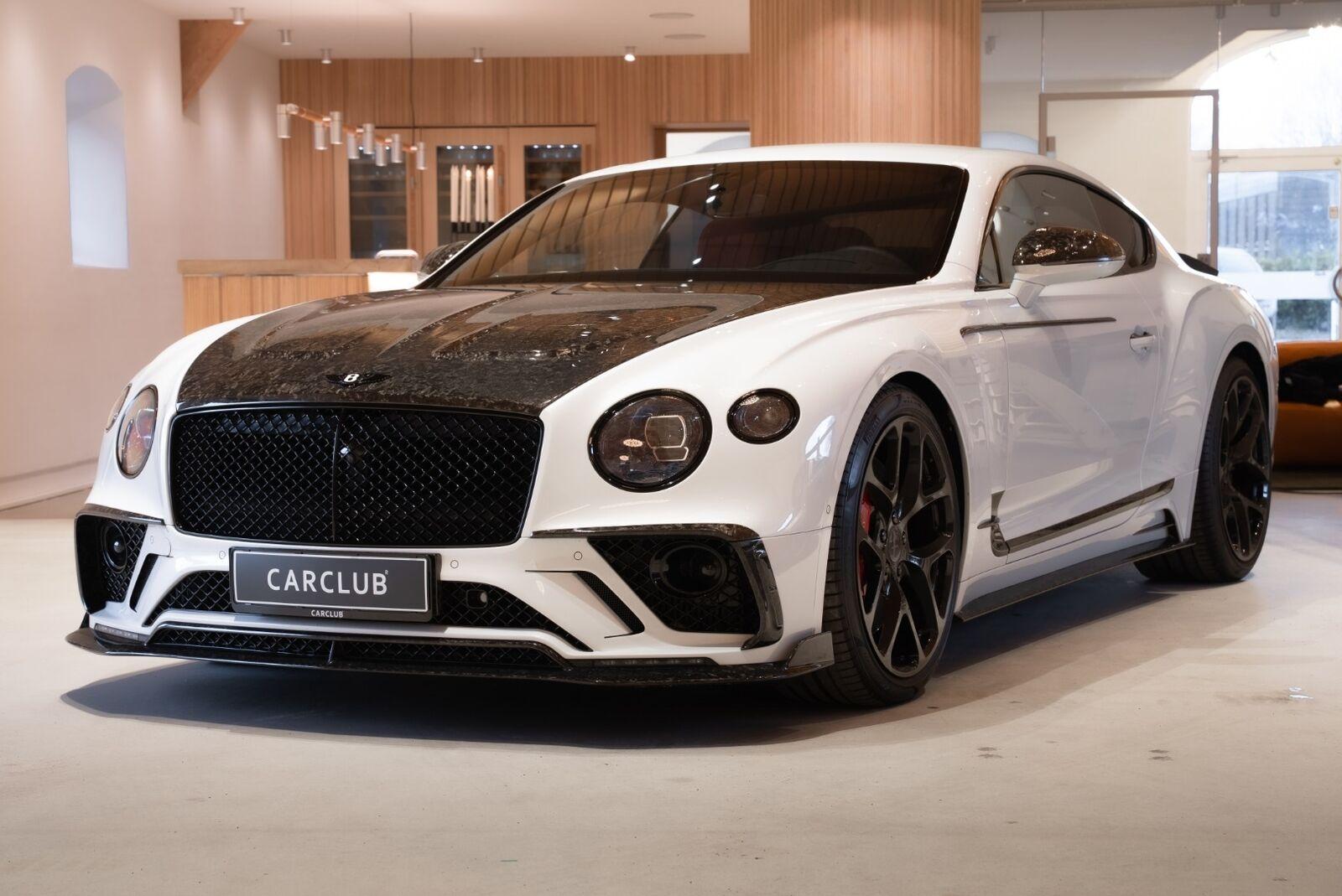 Bentley Continental GT 6,0 W12 aut. 2d
