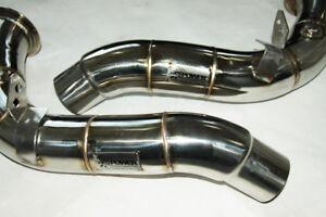 Xsbbmr Catless Downpipes Bmw F10 M5 2012 F13 M6 2012 321