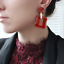 Boho-Geometric-Women-Dangle-Drop-Hook-Acrylic-Alloy-Ear-Stud-Earrings-Jewelry thumbnail 2
