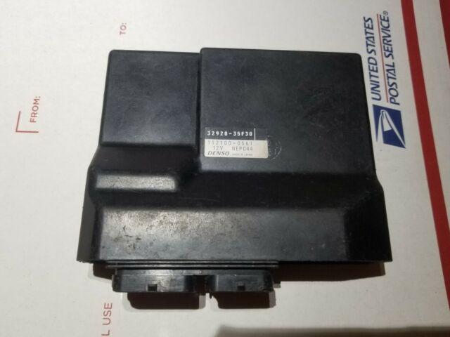 2000-2001 SUZUKI GSXR750 750 ECU CDI FI CONTROL UNIT