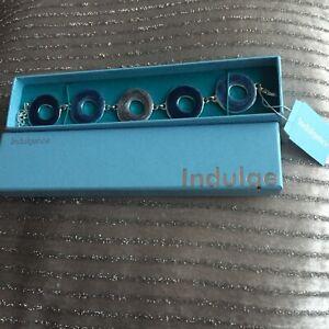 Indulgence-Silver-Plated-Bracelet
