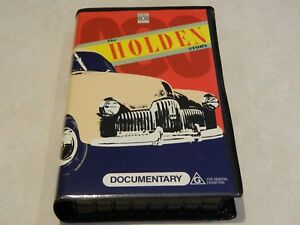 ABC-Video-The-Holden-Story-Documentary-VHS-very-rare-Australian-production