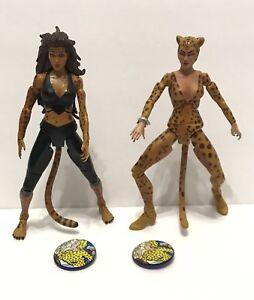 DCUC dc universe classics naked cheetah action figure | eBay