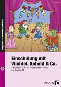 Einschulung mit Wichtel, Kobold & Co. von Ina Hesse (2017, Set mit ...