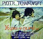 Pyotr Tchaikovsky: 16 Songs for Children, Op. 54 (CD, Sep-2016, Melodiya)