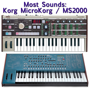 Most-Sounds-Korg-MicroKorg-MS2000-MS2000R