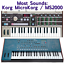 Most-Sounds-Korg-MicroKorg-MS2000-MS2000R thumbnail 1