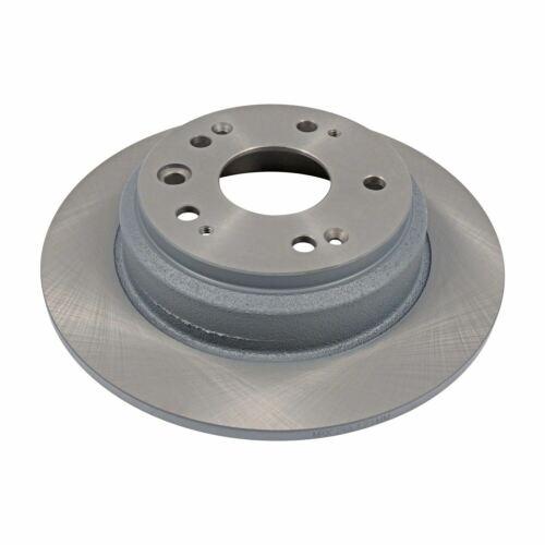 BluePrint ADH24393 Brake Disc Pair