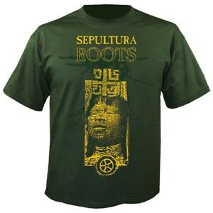 T-shirts Roots 30 Years T-shirt Up-To-Date-Styling Trendmarkierung Sepultura