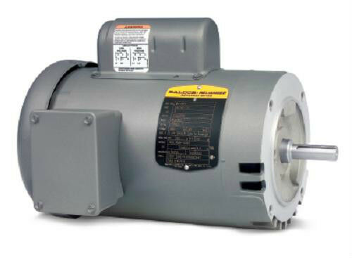 VEL11304  1//2 HP 1725 RPM NEW BALDOR ELECTRIC MOTOR OLD # VL1304