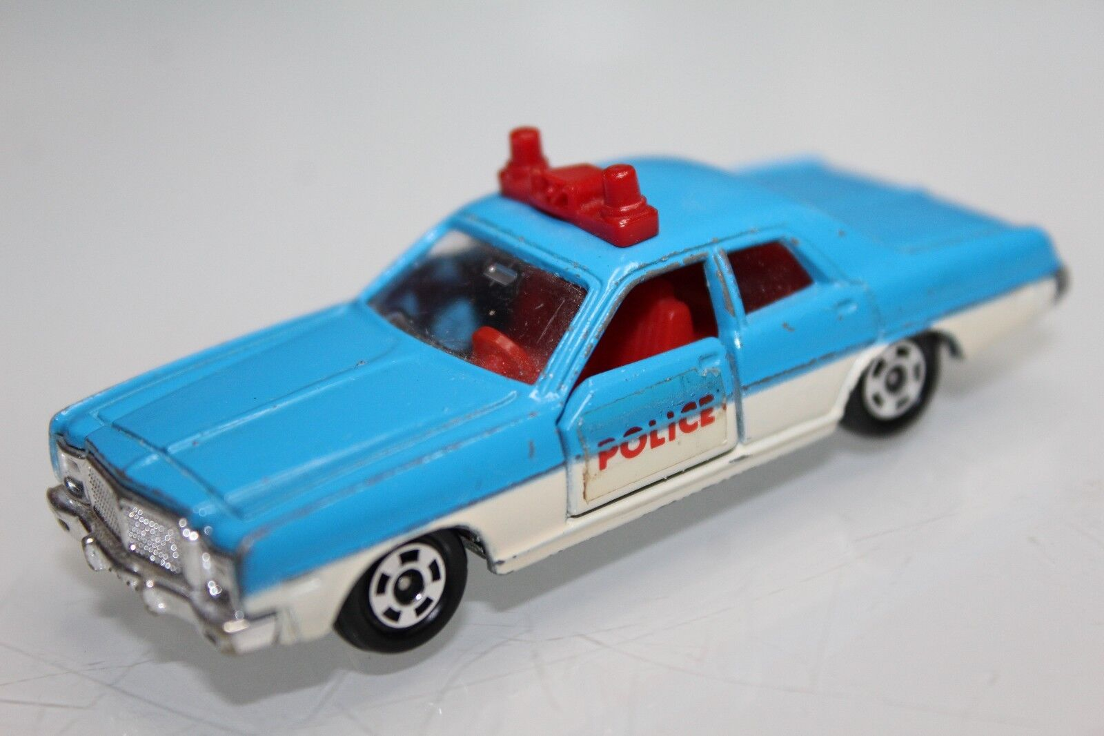 Tomica 1 74 Scale DODGE CgoldNET CUSTOM STATE POLICE No.F8 (blueE) - LOOSE