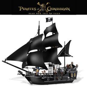 Basteln & Kreativität Pirates Of The Caribbean Fluch Der Karibik The Black Pearl Building Blocks Gift Modellieren