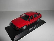 VOLKSWAGEN PASSAT B2 RED  LEGENDARY BALKAN CARS DE AGOSTINI IXO 1/43