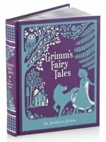 Brothers Grimm's Fairy Tales By Jakob Grimm, Wilhelm Grimm Bonded Leather