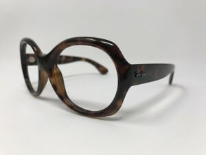 4bcaf36dc98 Details about Ray-Ban RB4191 710 57-19 57mm Brown Glossy Italy Frames  Tortoise WOMENS Z488
