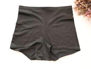 Трусы шортами на высокой талии женская нижнее белье