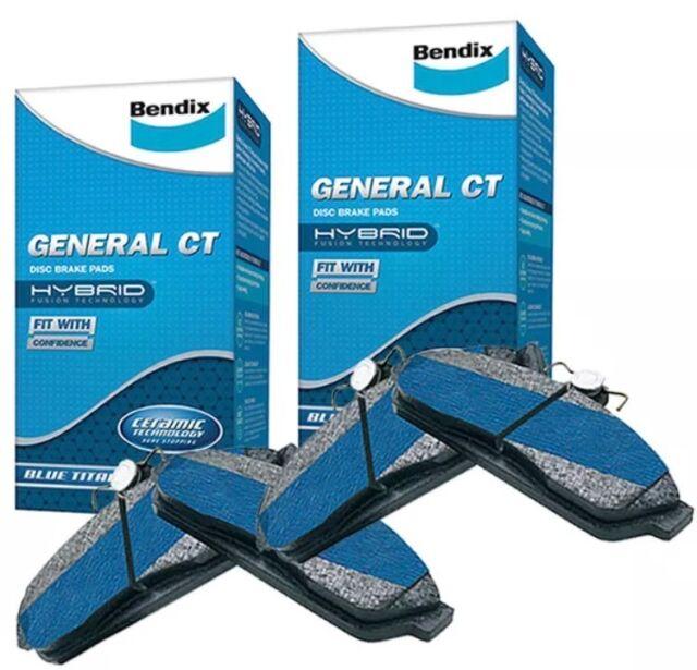 Bendix DB1109 GCT Brake Pad Set