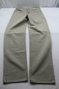 Unifarben 985 Jeans H5181 Kansas W33 Gut Sehr Braun L Lee IIgx0