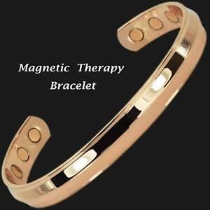 Tarnish Free Copper Magnetic Bracelet