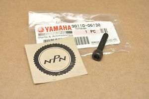 NOS Yamaha YZ250 YZ360 MX250 MX360 TT500 TX650 XS500 XS750 IT250 TZ750 RT2 Screw
