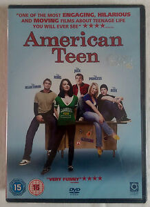 AMERICAN-TEEN-REGION-2-DVD-NEW-AND-SEALED-SUNDANCE-FILM-FESTIVAL-WINNER