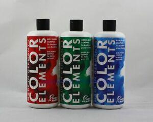 Ultra-Couleur-Elements-3-X-500ml-dans-Set-Fauna-Marin-Elements-Traces-39-30-L