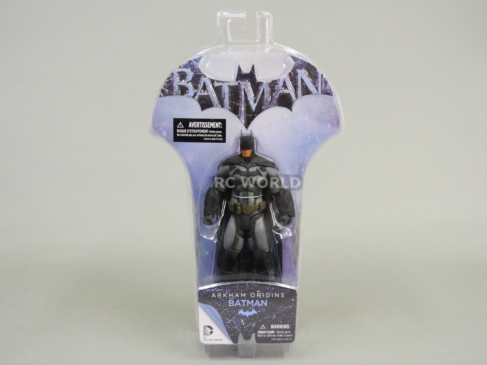 DC Collectibles Batman Arkham Origins BATMAN  Figure   r3