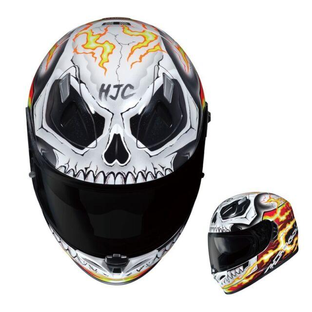 casco integrale HJC FG-ST GHOST RIDER GHOST RIDER / MC-1 taglia L*