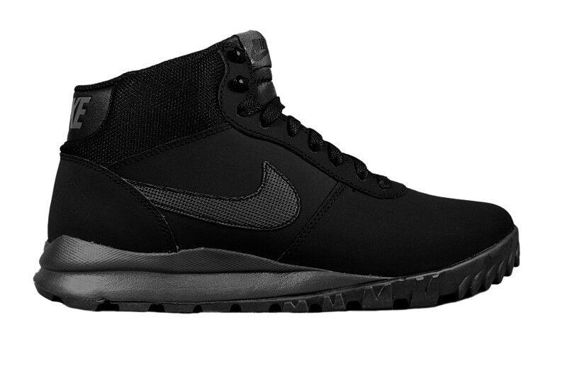Nike Hoodland 654888 090 Suede bottes Bottes Mandara Manoa Daim