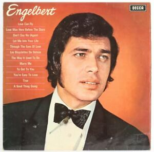 Engelbert-Humperdinck-A-Man-Without-Love-Vinyl-Record-USED